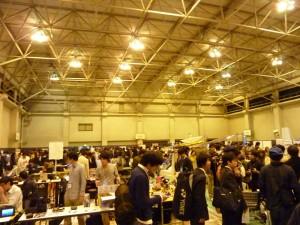 Make: Tokyo Meeting 06メイン会場